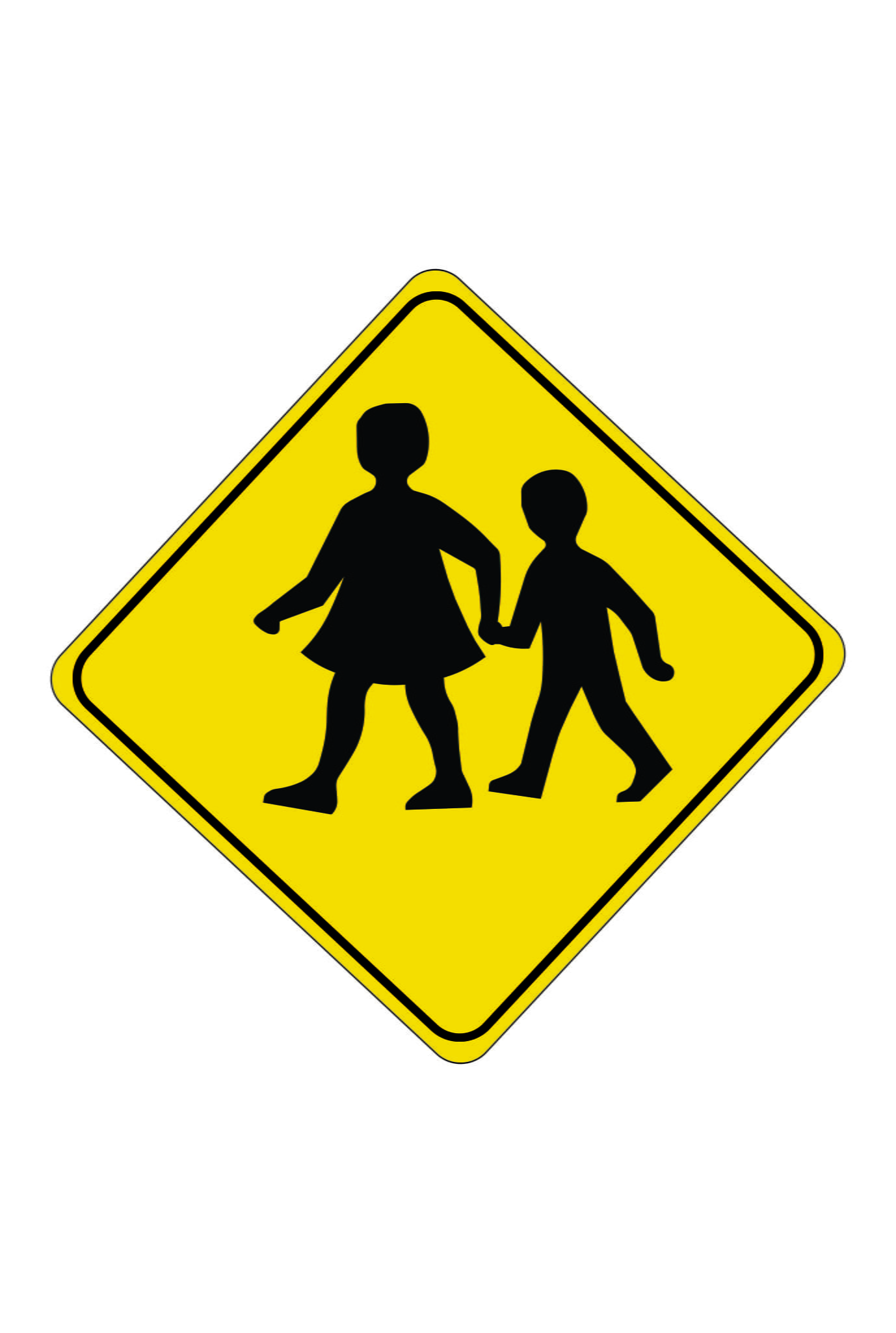 CHILDREN CROSSING | Buy Now | Discount Safety Signs Australia