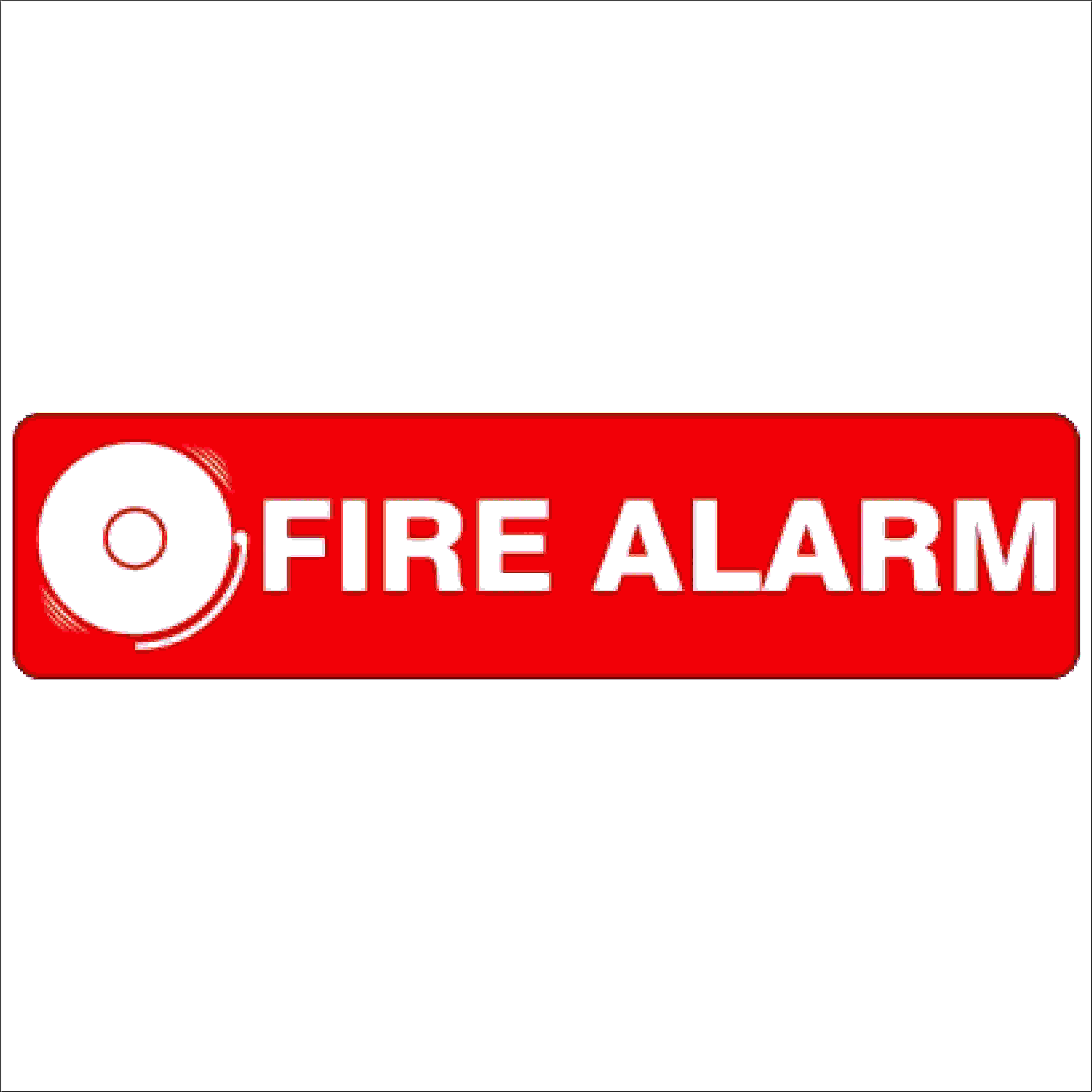 Fire Safety Signs FIRE ALARM 400