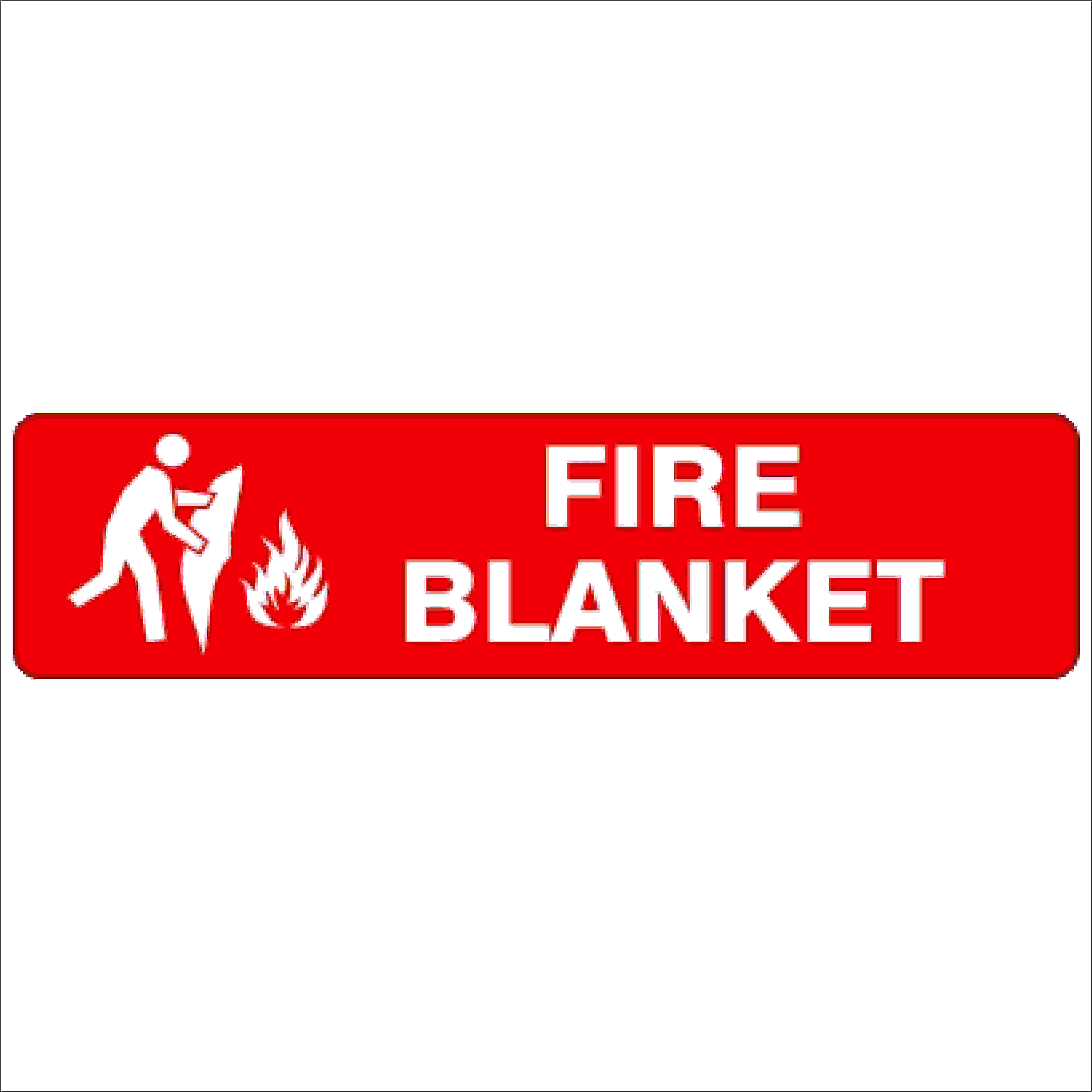 Fire Safety Signs FIRE BLANKET 400
