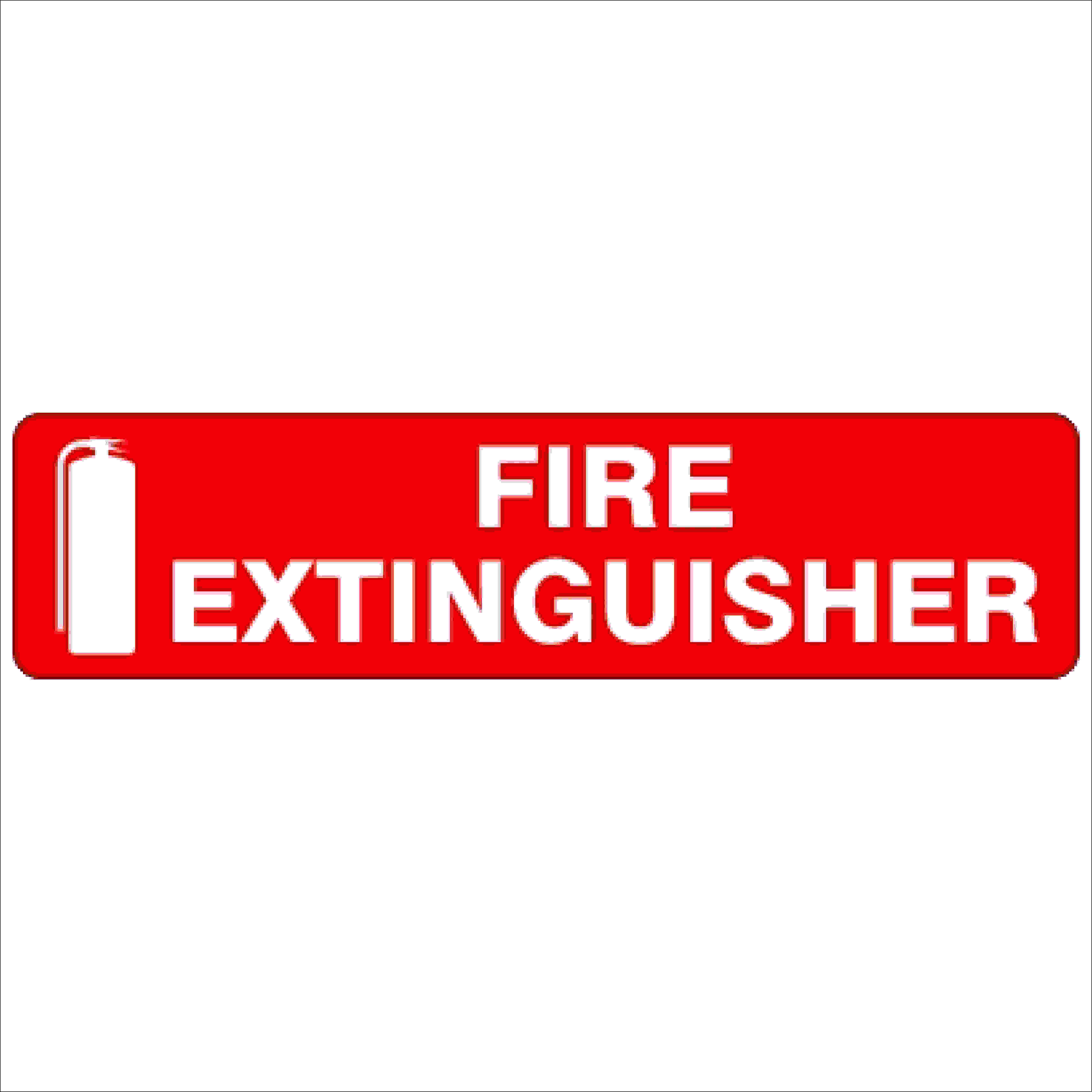 Fire Safety Signs FIRE EXTINGUISHER 400