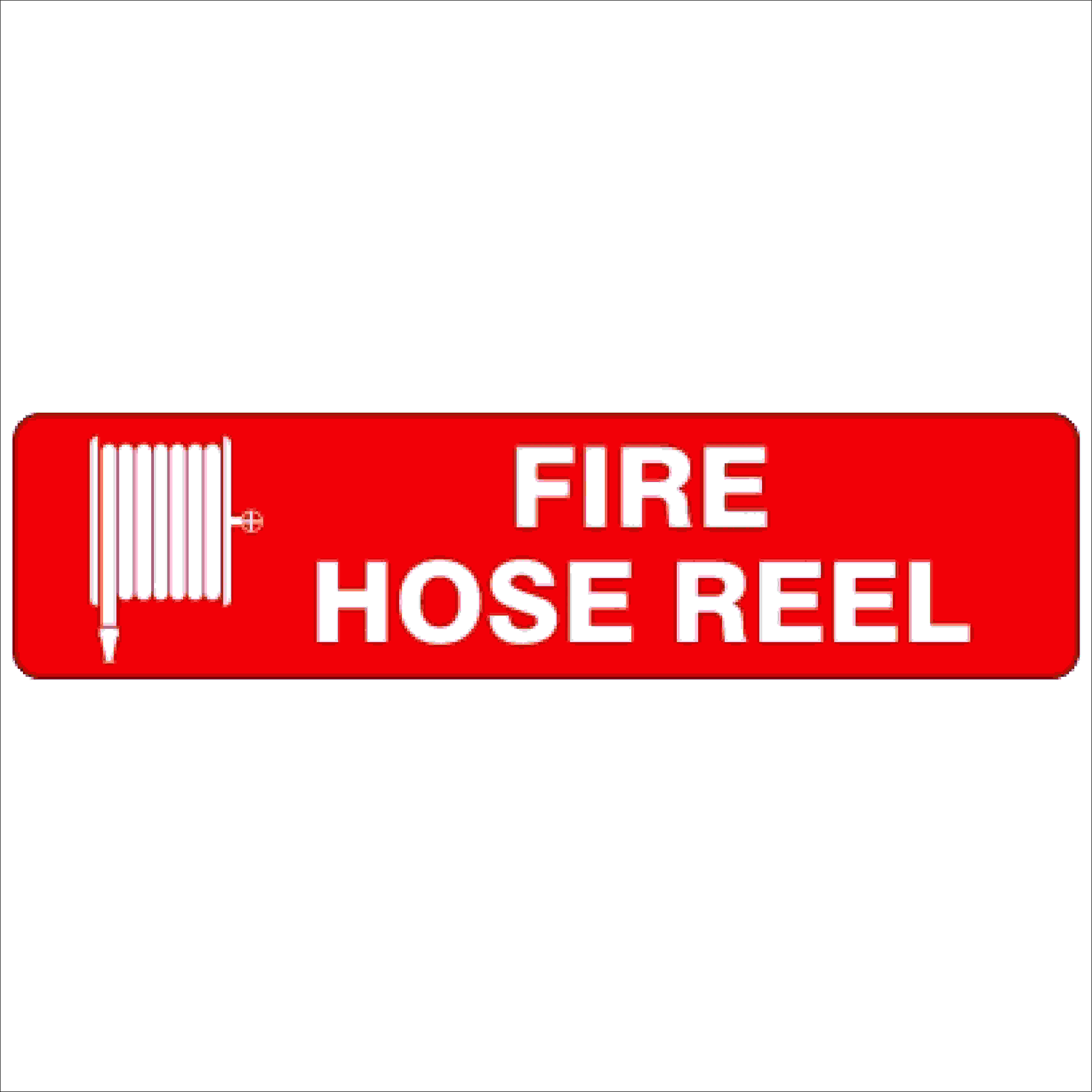 Fire Safety Signs FIRE HOSE REEL 400