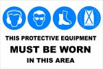 Multi-Condition PPE Signs MULTI-CONDITION PPE IN THIS AREA v2