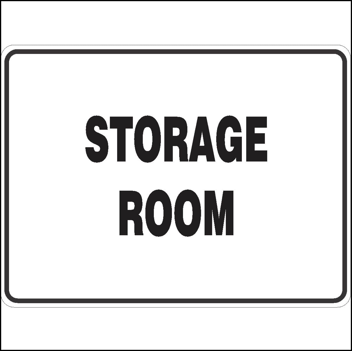 Storage Room Discount Safety Signs Australia