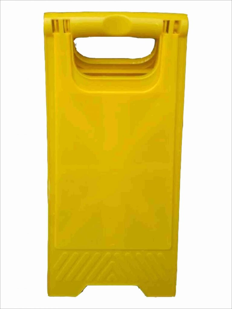 Blank Yellow A Frame Sign Discount Safety Signs Australia