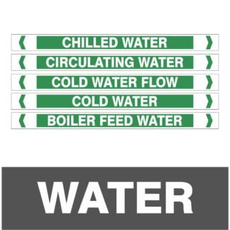 Water Pipe Markers