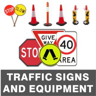 Traffic Signs and Equipment
